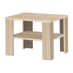 Konferenčný stolík, dub sonoma, INTERSYS 21