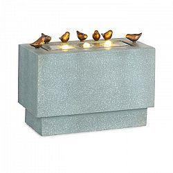 Blumfeldt Waterbirds záhradná fontána
