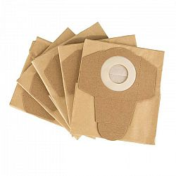 Klarstein Vrecká do vysávača Reinraum 2G, mokré i suché vysávanie, 5 kusov, papierové